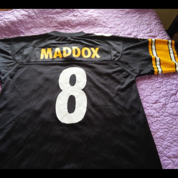 separation shoes 5cd5b ca1f5 Tommy Maddox Steelers Jersey. Men's, Medium.